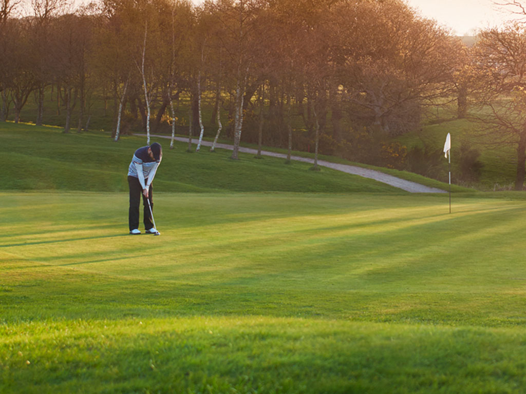 golf activities ayrshire