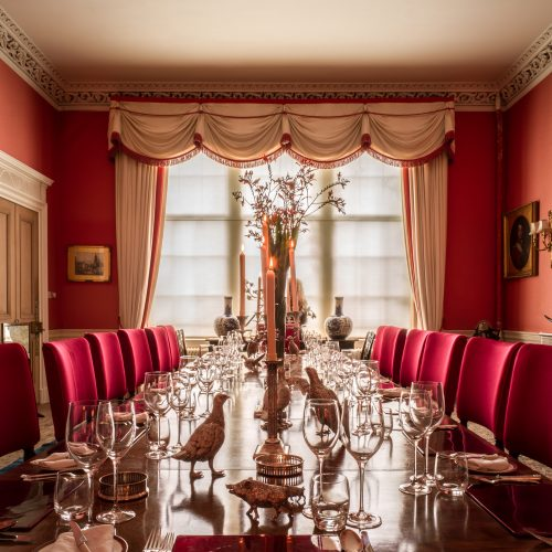 Carnell Estate Dining Room