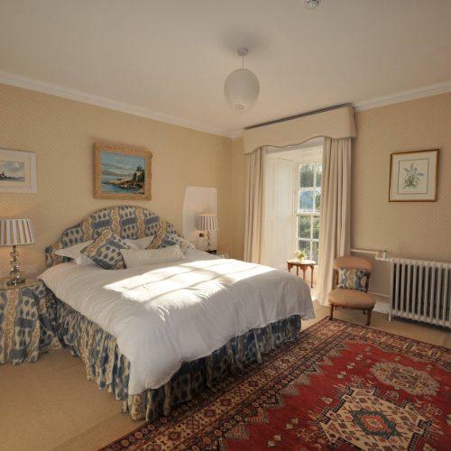 Carnell Estate Bedroom