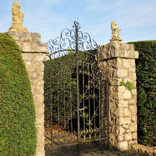 Carnell Estate Gate