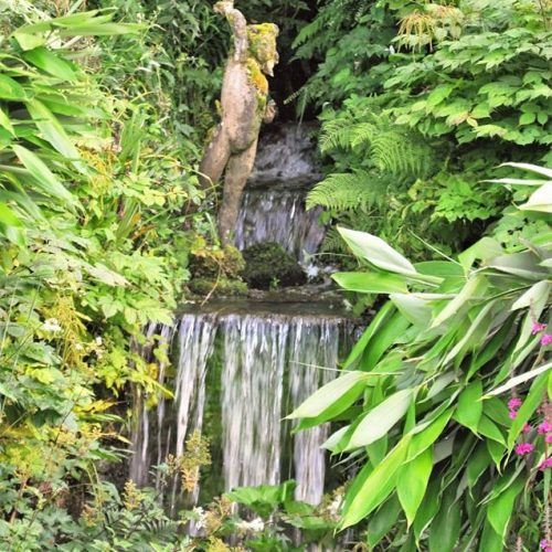 Carnell Estate Waterfall